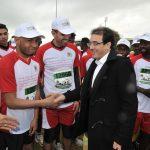 مشاركة 50 عداء من المهاجرين المقيمين بالمغرب في ماراطون الرباط