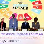 مراكش.. انتخاب المغرب رئيسا للمنتدى الإفريقي للتنمية المستدامة