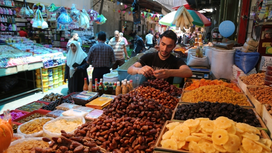 اجتماع بوزارة الداخلية لتتبع وضعية تموين السوق في شهر رمضان
