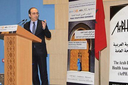 أنس الدكالي: المغرب عازم على تفعيل التغطية الصحية الشاملة
