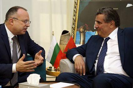 مباحثات بين المغرب وبلغاريا بمكناس لتعزيز التبادل التجاري